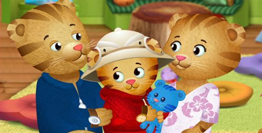 Explore some fun activities with Daniel and his friends from PBS Parents