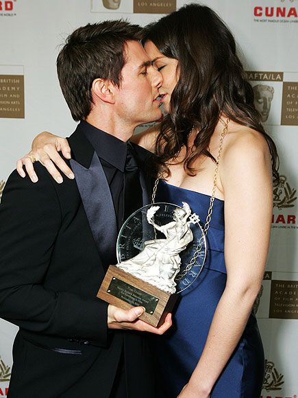 SEALED WITH A KISS photo | Katie Holmes, Tom Cruise