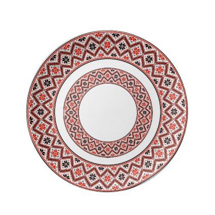 Ornamentation as Dekoteller Plate - kitchen gifts diy ideas decor special unique individual customized