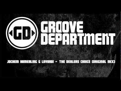 Jochem Hamerling & Lavard - The Dealers Choice GROOVE002