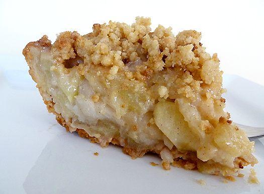 Dutch Apple Pie | Brown Eyed Baker.com