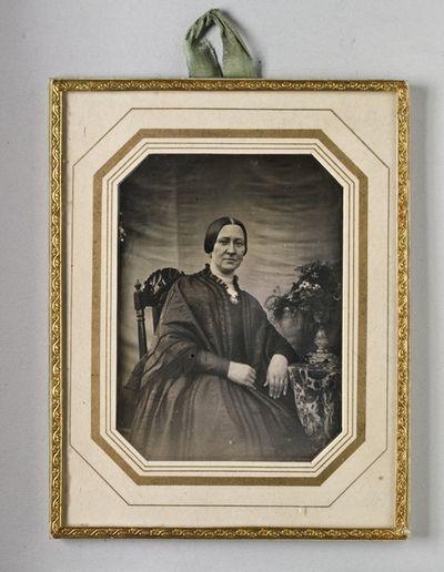 Porträtt, daguerreótipo