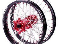 SM Pro Platinum Motocross Wheels