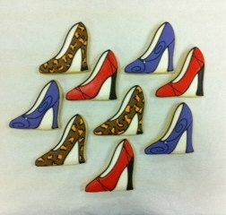 Heels to You by ClawsonCookies on Etsy, $39.00