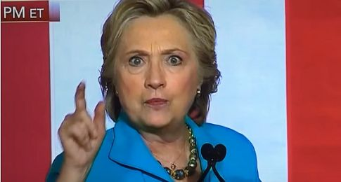Hillary's temper revealed: Apparently it's normal to have her 'beat the sh* t' out of a ' punch doll' or 'staffer'