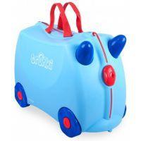 Trunki Ride-On Suitcase - George www.mamadoo.com.au #mamadoo #kidsluggage #lugguge