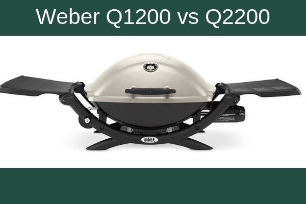 Weber Q1200 Vs Q2200 Weber Propane Grill Table Top Grill