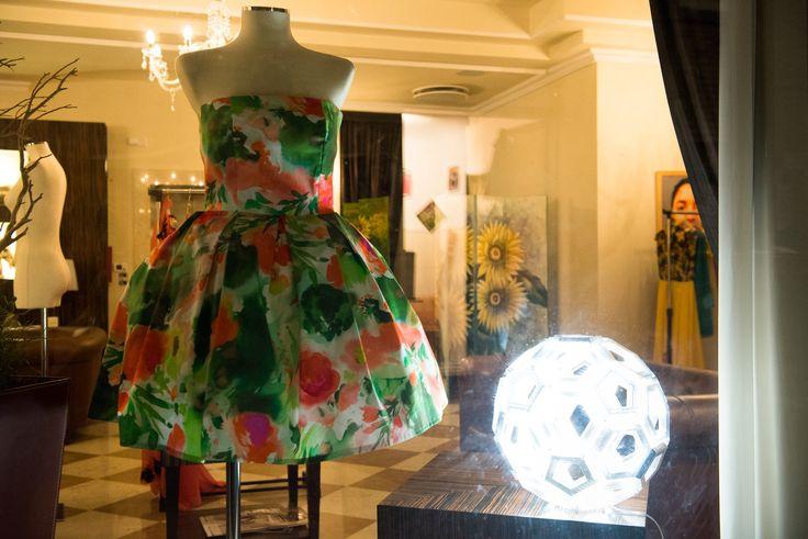 Il Gallery Hotel Recanati trasformato in una boutique esclusiva per Svmi-e & Giovanna Nicolai