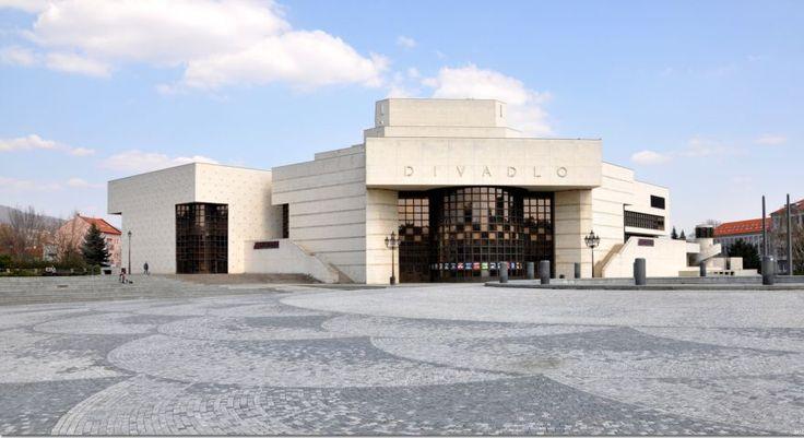 Theatre in Nitra, Slovakia