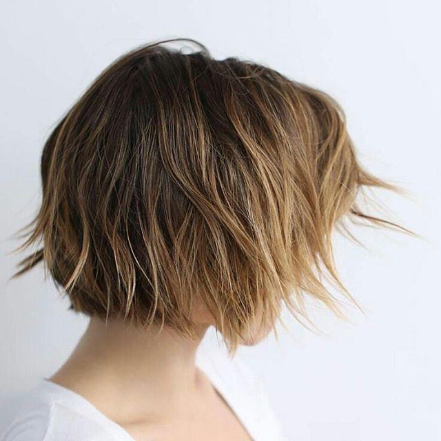 haircut love it  ✌  #hairbob #haircolor #haircolorist #haircut #magazines #brunette #longhair #blonde #light #girls #party #makeup #fashion #instafashion #straighthair #tbts #girl #like#happy #style #facelight #brushlights #girls