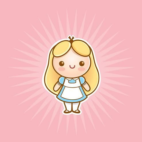 Mejores 15 imgenes de Doddles cute en Pinterest  Dibujos kawaii