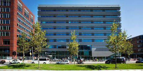 Het Muller-Lulofshuis is vanaf de zomer 2013 in gebruik door het Domein Maatschappij en Recht.