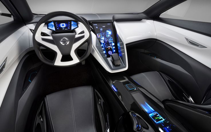 2013 Nissan Friend-ME Concept