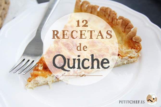 12 versiones extra sabrosas de la quiche francesa