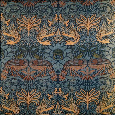 william morris heroes and - photo #8