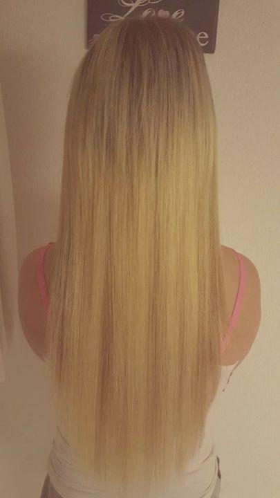 Idealna pielęgnacja włosów przedłużanych! Odrost bardzo duży,włosy nie są splątane. Dokładnie 6 miesięcy temu włoski były podciąganie. Generalnie podciagamy od 4-8tygodni,ale jak widać na zdjęciach sumienna praca oraz odpowiednie kosmetyki do pielęgnacji włosów  przynoszą  efekty. Więc drogie Panie proszę brać przykład z naszej bohaterki 😇❤🌺🌹💮🌻🌼🌸🌸🌸 #http://www.jennisonbeautysupply.com/  ,#hairinspo #longhair #hairextensions #clipinhairextensions #humanhair #hairideas #hairstyles…