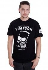 Neff - Bartholomew J. - T-Shirt  Simpsons!!! We are in love with the new Bart Simpson Shirt.