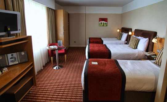 Value-Oriented Accommodations for Families Visiting Dublin at Croke Park Hotel