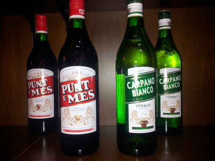 #Vermouth #Carpano #Torino