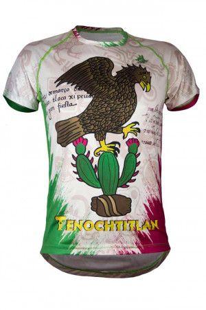 Playeras Deportivas Triferrari de Tenochtitlan.  Si quieres ver mas #PlayerasDeportivas para Hombre, checa nuestro link donde tenemos mas de 100 modelos listos para ti en todo #Mexico. tambien tenemos #Playeras #Deportivas para Mujer.