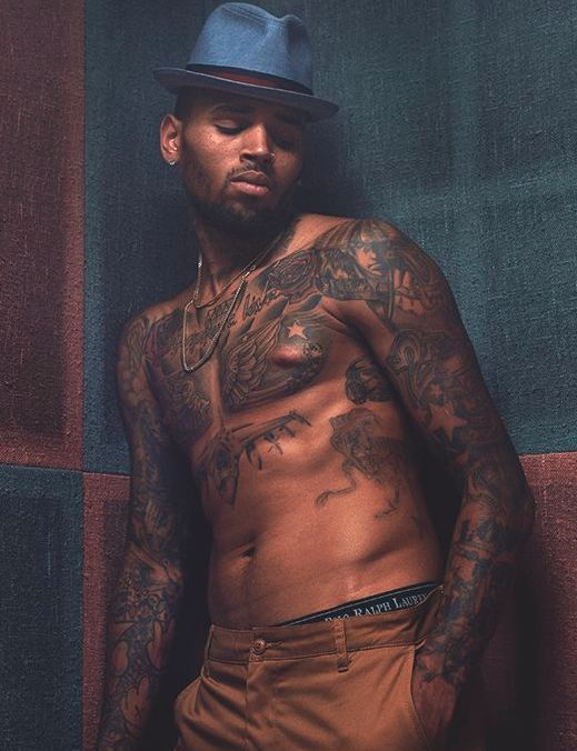 Chris Brown Losing Virginity at 8 Years Old: Is That Possibly True?