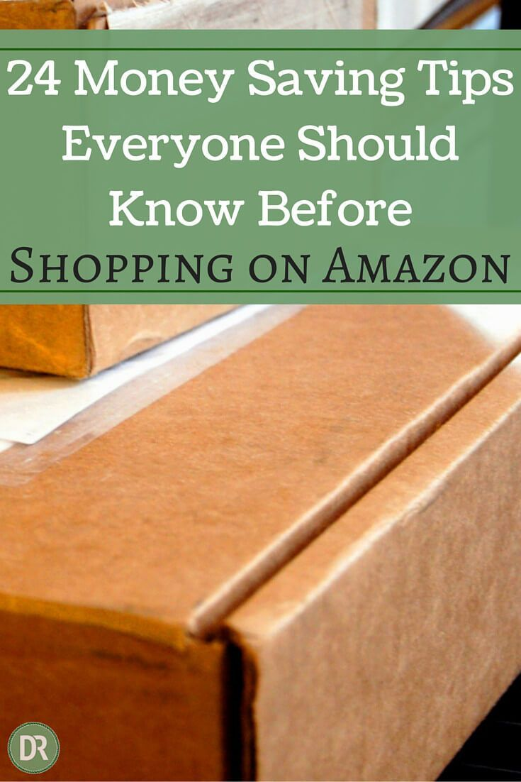 24 Money Saving Tips Everyone Should Know Before Shopping on Amazon