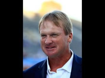 NFL: Jon Gruden Stays with ESPN, Shoots Down Texans Rumors
