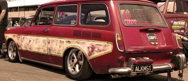 VW Squareback hot rod Volkswagen Pinterest Art, Hot