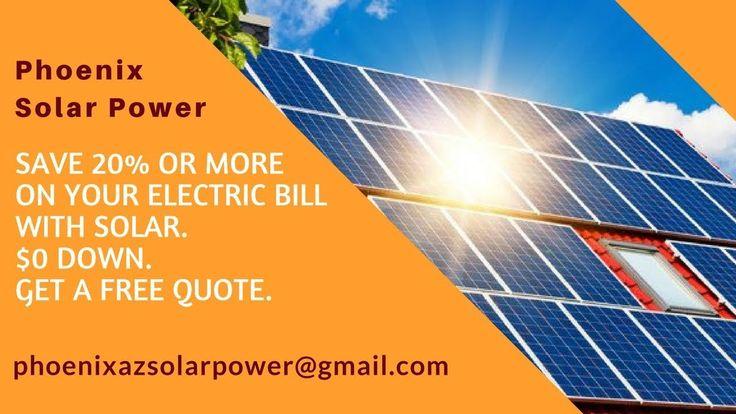 Best Solar Installation Company In El Mirage AZ- Solar Panels Mirage