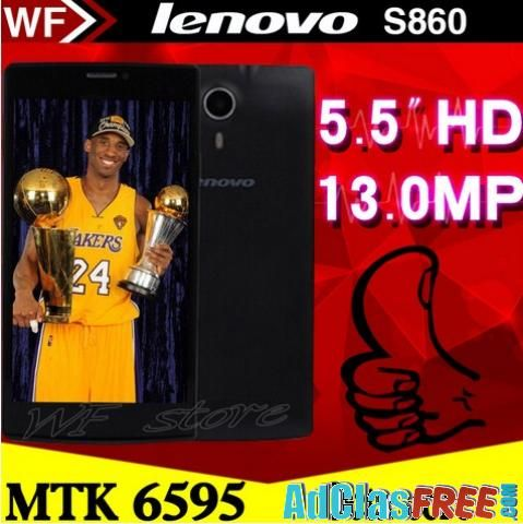 Lenovo S860t Smartphone MTK6595 Android 4.4.3 3G RAM 5.5 inch