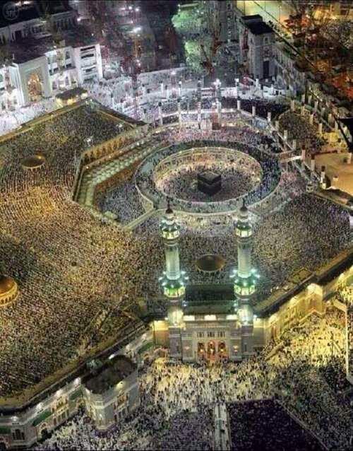 A Night of Ramadan in Makkah 2013. MashaAllah. Islam