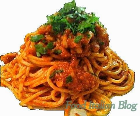 Food Italian Blog: Spaghetti al Sugo di Cernia