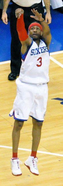 Allen Iverson - Wikipedia