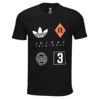 adidas Originals Graphic T-Shirt - Men's at Foot Locker