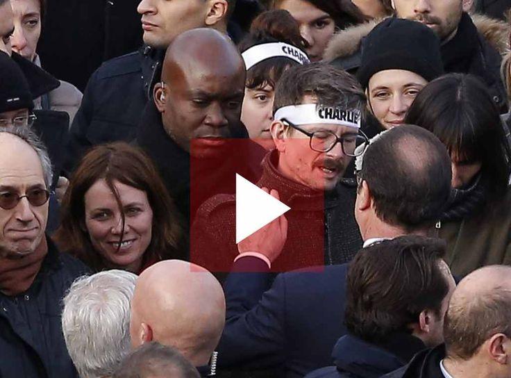 Le dessinateur de Charlie Hebdo est l'invité de Lea Salamé