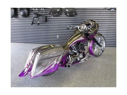 2013 Martin Bros Custom Road Glide for sale, Price:$38,995. McKinney, Texas
