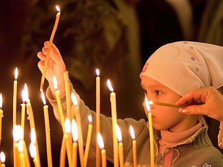 Γιατί ανάβουμε κερί και τι συμβολίζει;   Το σπιτάκι της Μέλιας