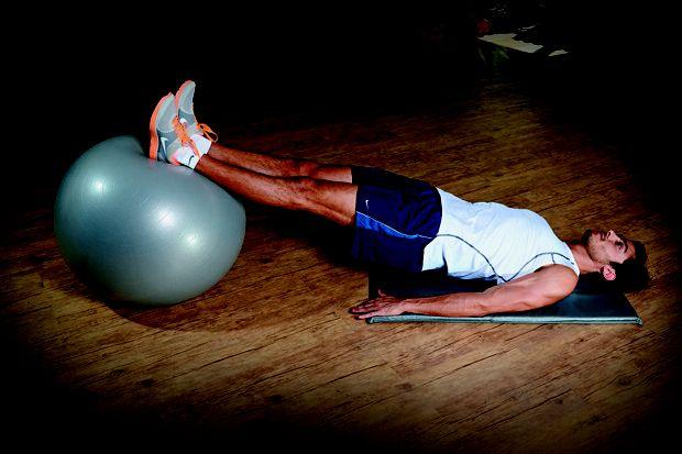 Exerc�cios para pernas fortes