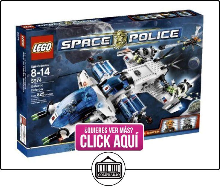 LEGO Space Police Galactic Enforcer (5974) by LEGO  ✿ Lego - el surtido más amplio ✿ ▬► Ver oferta: https://comprar.io/goto/B01KBSR1NO