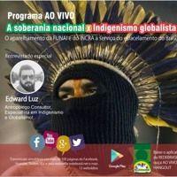 MR 22 de maio | 2017 - Indigenistas x soberania nacional de REDE BRASIL.NET na SoundCloud