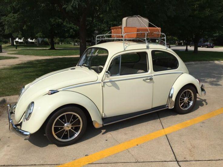 👉1966 Volkswagen Beetle  Classic Car Show Winner