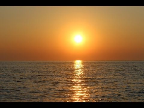 Beautiful Sunset - Egremni Beach Lefkada, Greece - TimeLapse
