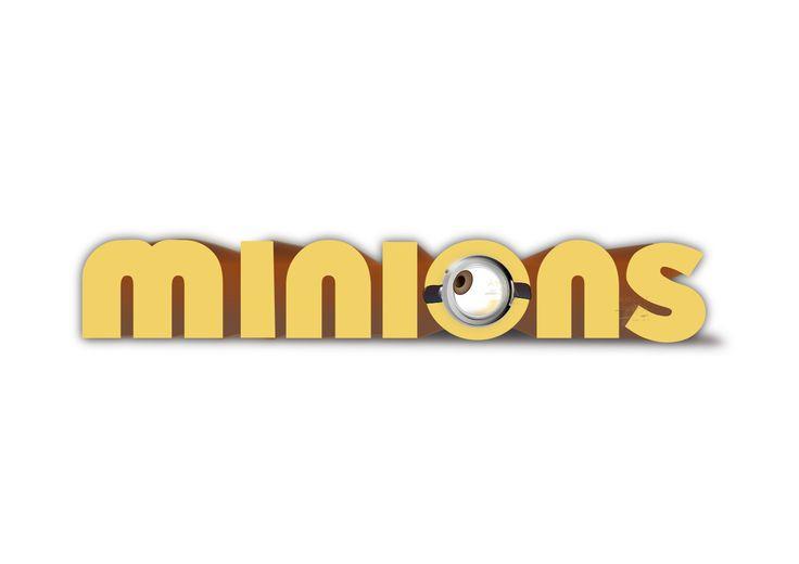 Logo Minions SVG