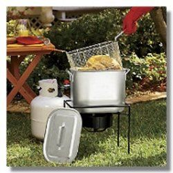 A propane deep fryer is a must have if you are planning to do some frying during your outdoor activities. You may opt to use a large capacity...