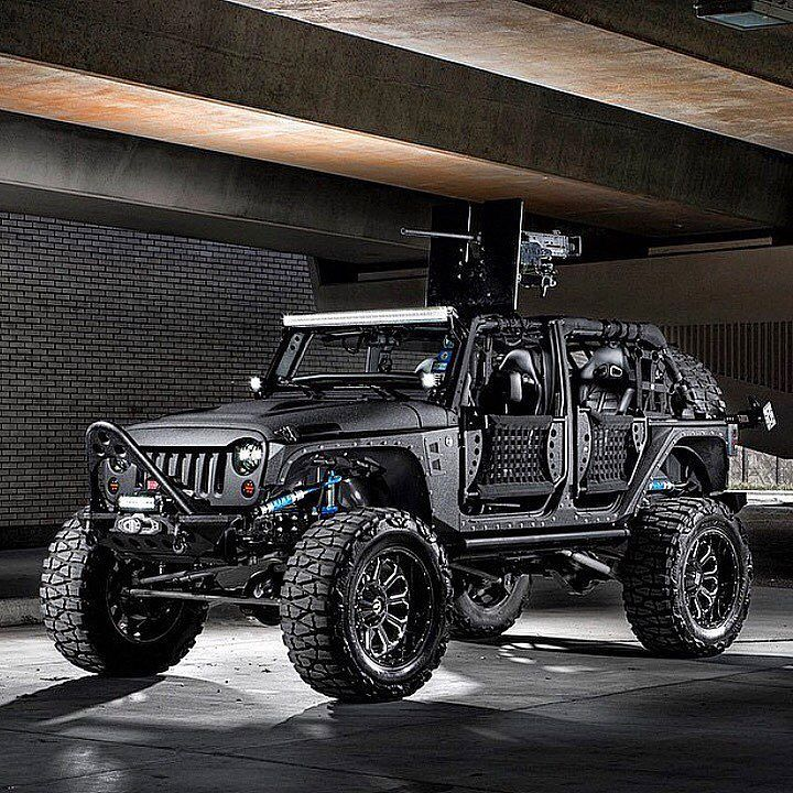 Starwood Custom Jeep. FMJ Edition. @starwood_customs