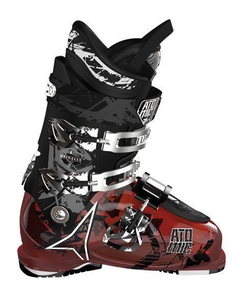 Горнолыжные ботинки сравнить