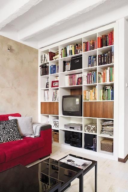 Kawalerki i małe mieszkania, 6 pomysłów na niebanalne małe wnętrza. Galeria zdjęć