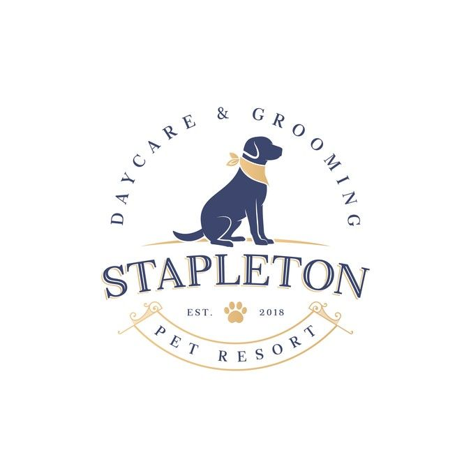 Are You Starting A Business In The Animal Or Pet Industry Do You Need A Logo Design You Ve Come To The Rig In 2020 Dog Logo Design Pet Logo Design Pet