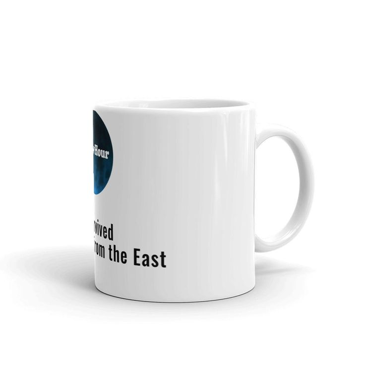 The Beast from The East - Coffee Cup