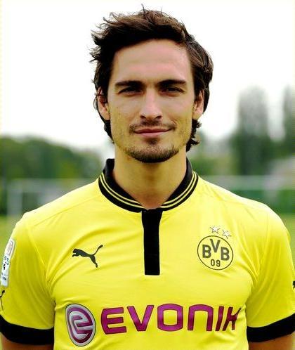 Mats Hummels- Germany/ Borussia Dortmund